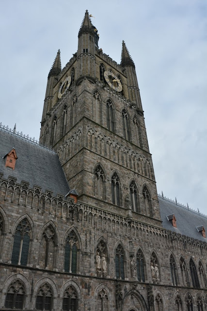 Cloth Hall Ypres Belfry