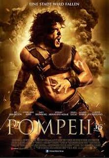 龐貝末日:天火焚城 (Pompeii) poster