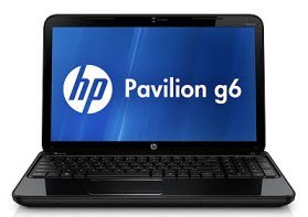 HP Pavilion g6 2200 Laptop Series
