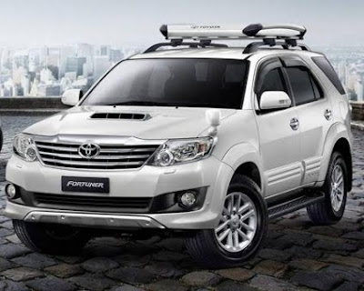 Toyota redesign Fortuner and Hilux in Asia (2011)