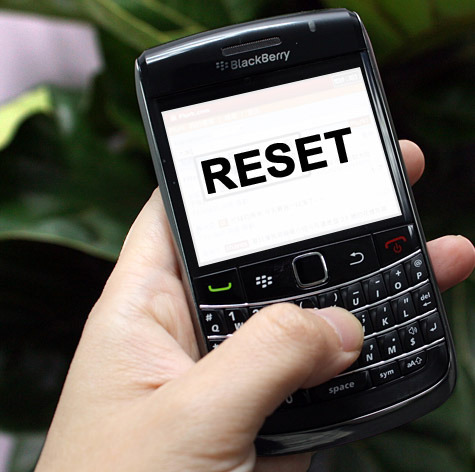 How to reset your blackberry device without removing the battery now in this tutorial im going to list out two ways of resetting your blackberry the first technique used in resetting a blackberry is known as the hard fandeluxe Image collections