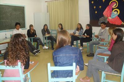 Juventude Missionária: uma ação concreta em meio aos jovens gaúchos.