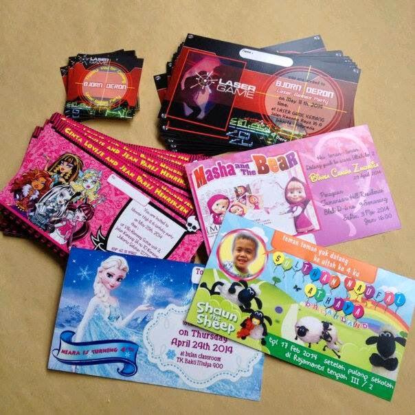 Sticker-Labelku: Ultah Anak Cowok