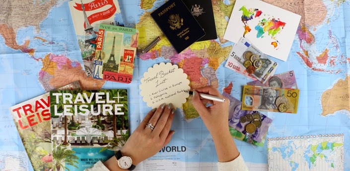Have you made your 2015 Travel Bucket List yet?