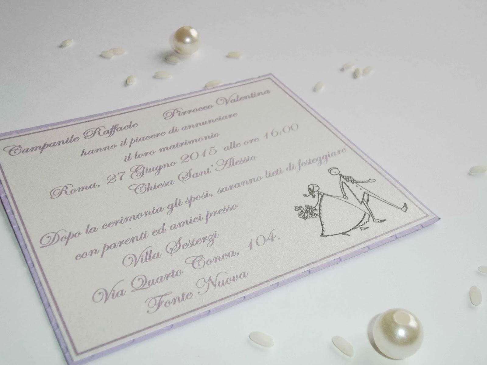 Partecipazioni Matrimonio Azzurro : Sara crea partecipazioni a puzzle per matrimoni