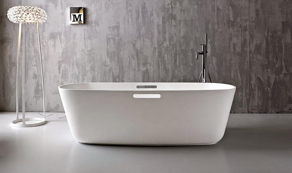 Vasca Da Bagno Ceramica Esiste Ancora : Vasca quante soluzione per un bagno di piacere ceramiche