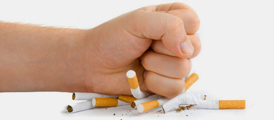 Anti Smoking is best for health