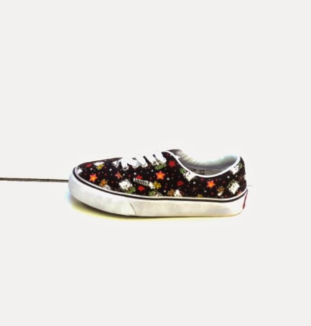 Sepatu Vans Hello Kitty