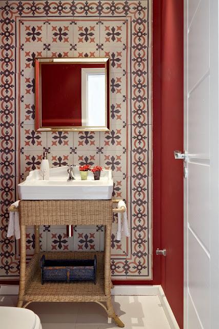 decoracao banheiro velho : decoracao banheiro velho:VELHO BANHEIRO MAIS MODERNO DO QUE NUNCA