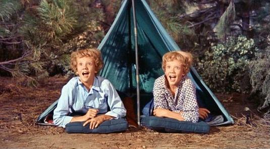 Parent trap 1961 camp