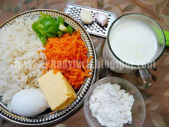bahan nasi panggang