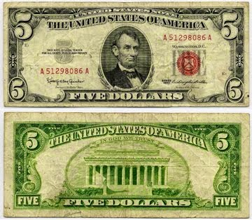 Der Kennedy Dollar 1963