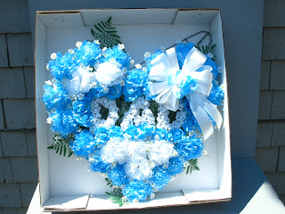 Order Father's Day Cemetery Flowers