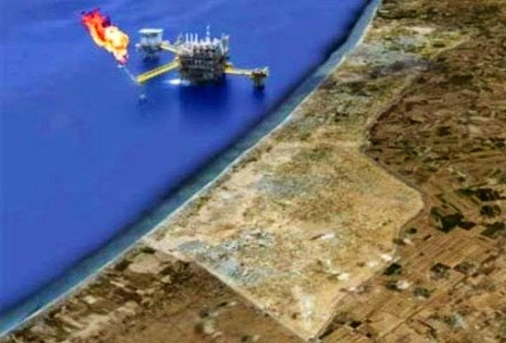 السبب الحقيقي للعدوان على غزة هو الغاز
