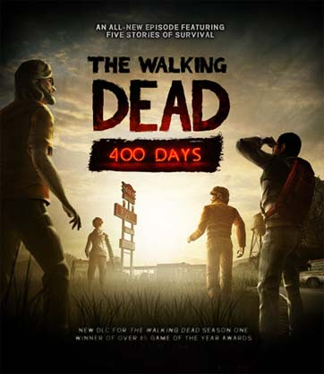Walking Dead 400 Days + All Episodes Download for PC