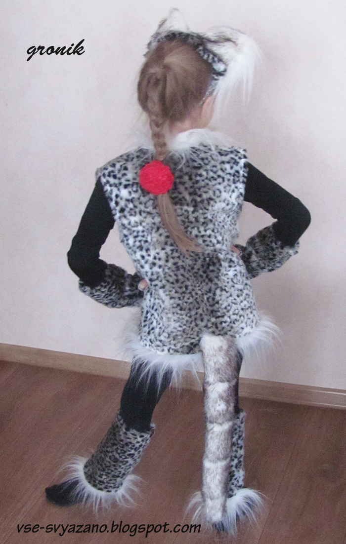Новогодний костюм гусара своими руками
