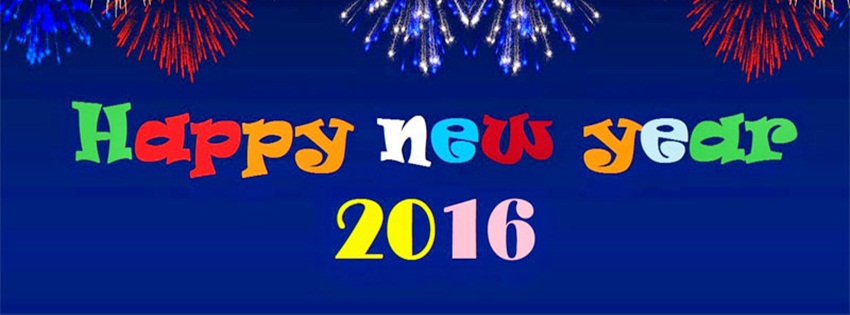 Happy New Year Cover Photos