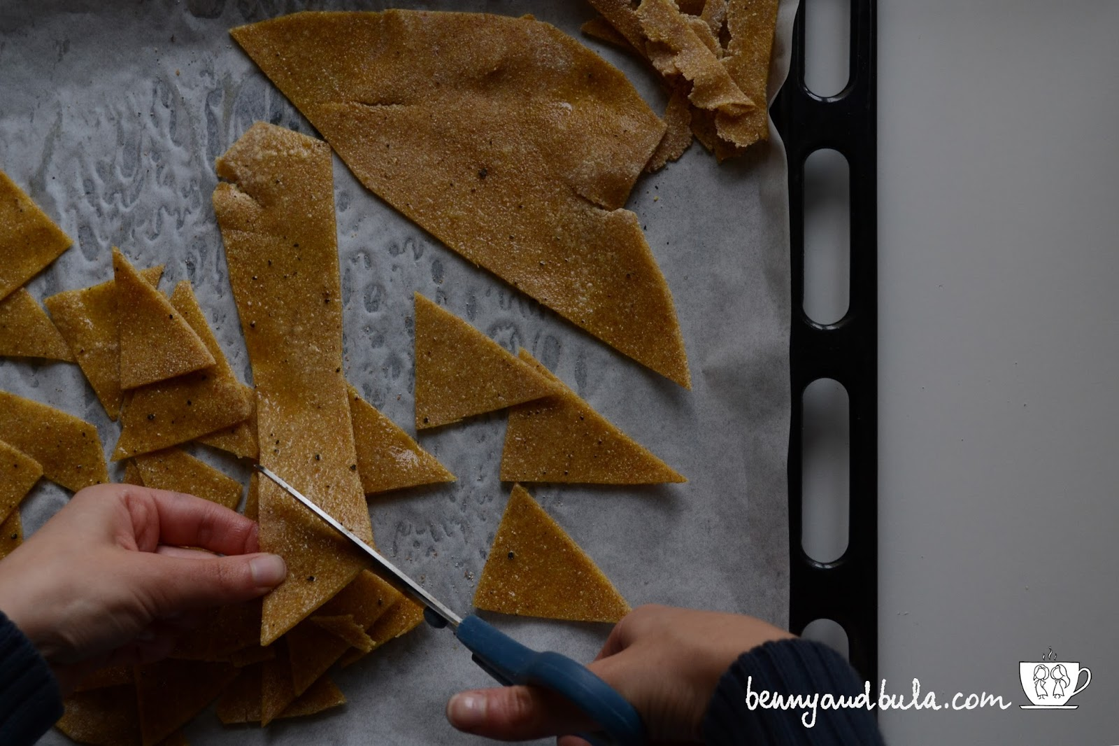 Ricetta Nachos light al forno/Baked corn tortilla chips recipe