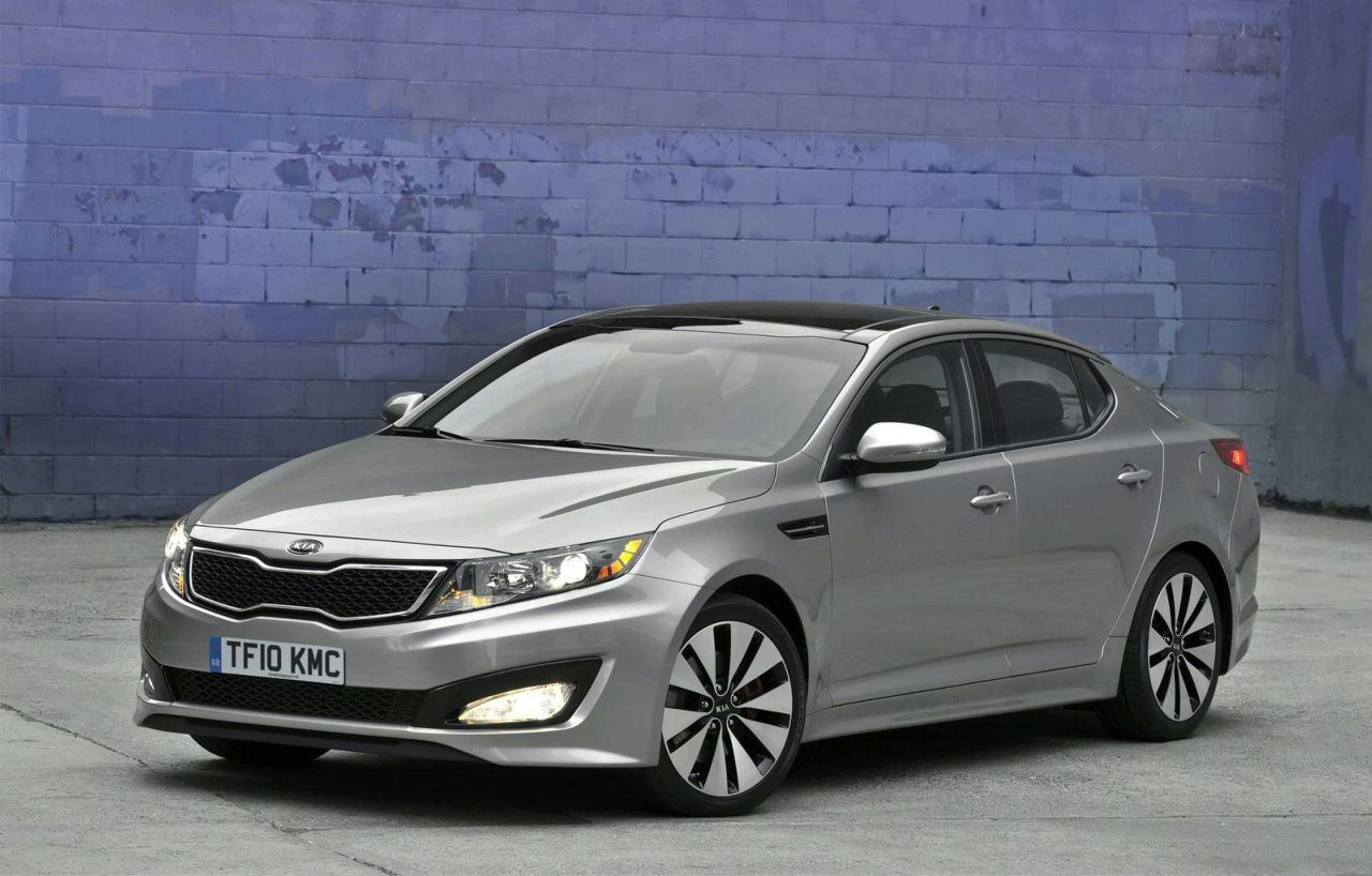 Subaru Older Models >> 2012 Kia Optima