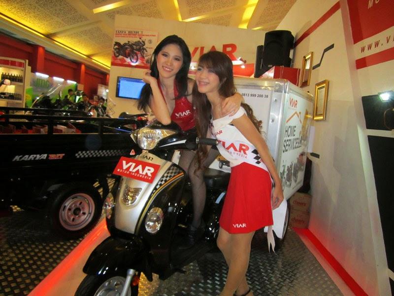 Harga dan Spesifikasi Harga Motor Viar All Type Terbaru 2014