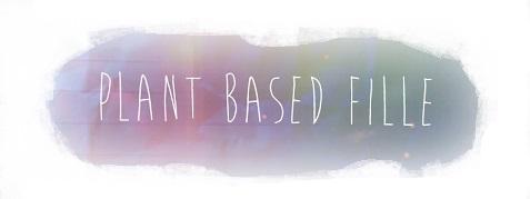 Plant based fille