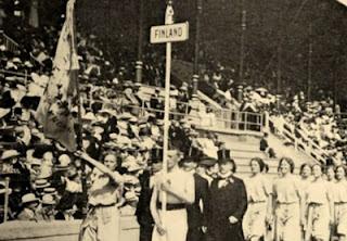 Delegación de Finlandia en los JJOO de Estcocolmo 1912