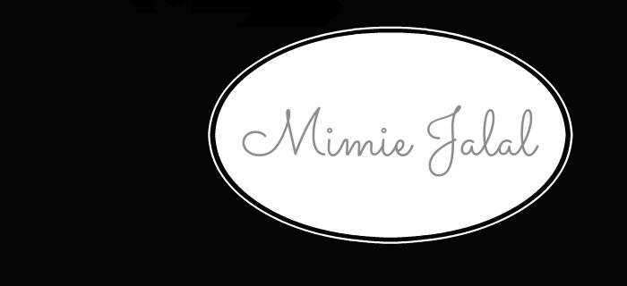 <center>Mimie Jalal ♡</center>