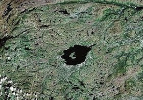 10 Meteor Terbesar Yang Pernah Jatuh Ke Bumi