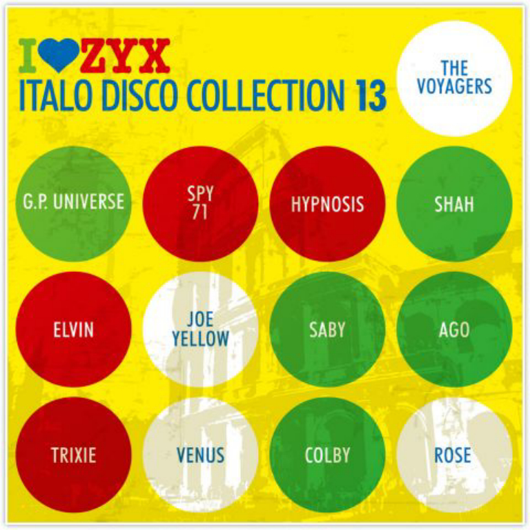 VA - ZYX Italo Disco Collection 13 (2012)