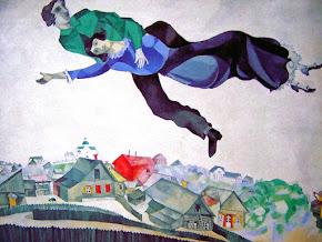 """""""Sobrevolando la ciudad"""" (1914-18)"""