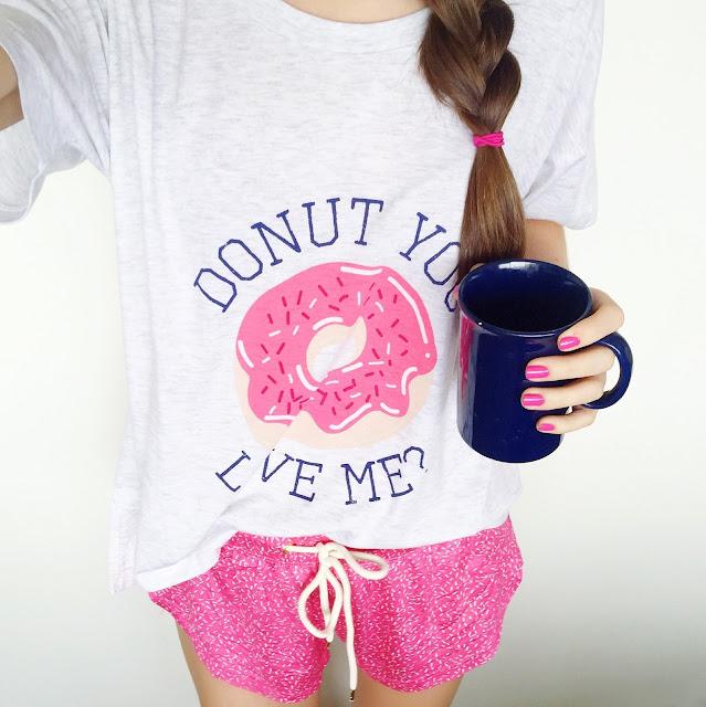 donut pajamas!