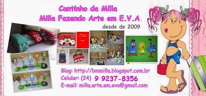 """"""" Cantinho da Milla """""""