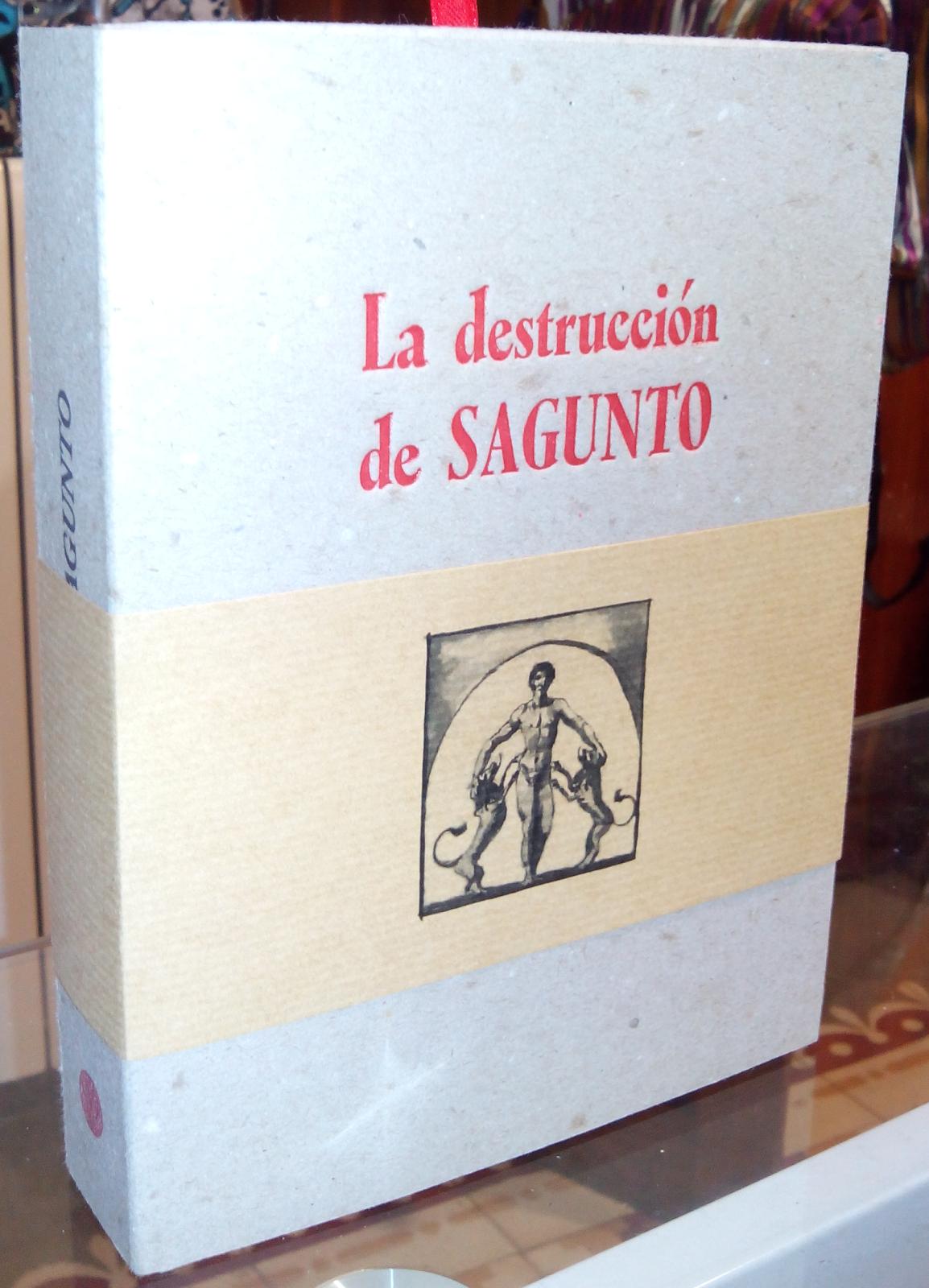LA DESTRUCCIÓN DE SAGUNTO