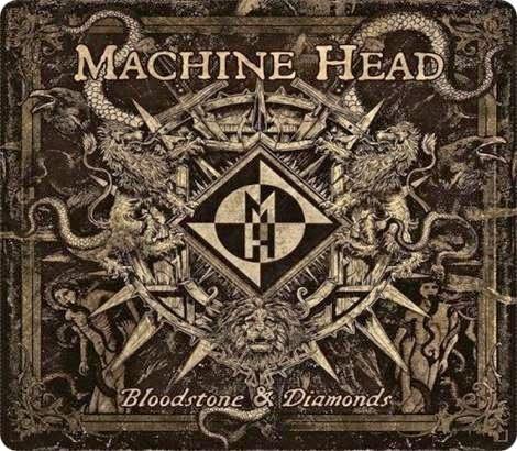 Machine Head Bloodstone and Diamonds Descargar