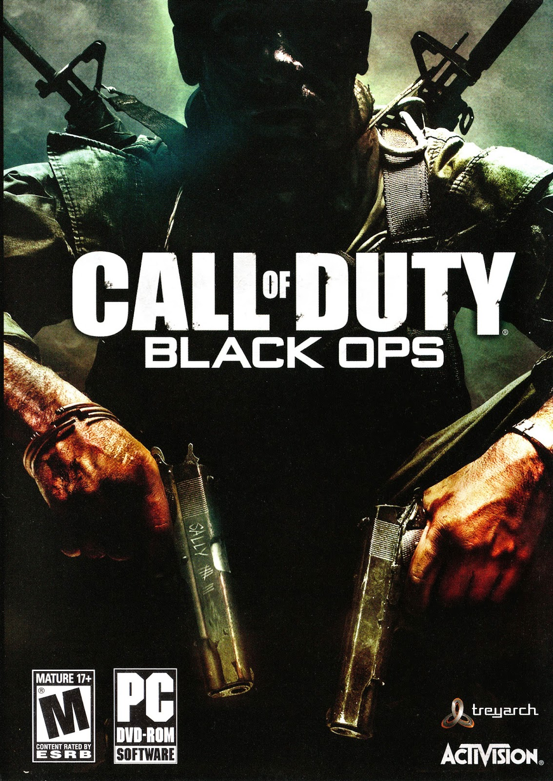 CALL OF DUTY BLACK OPS SP+MP