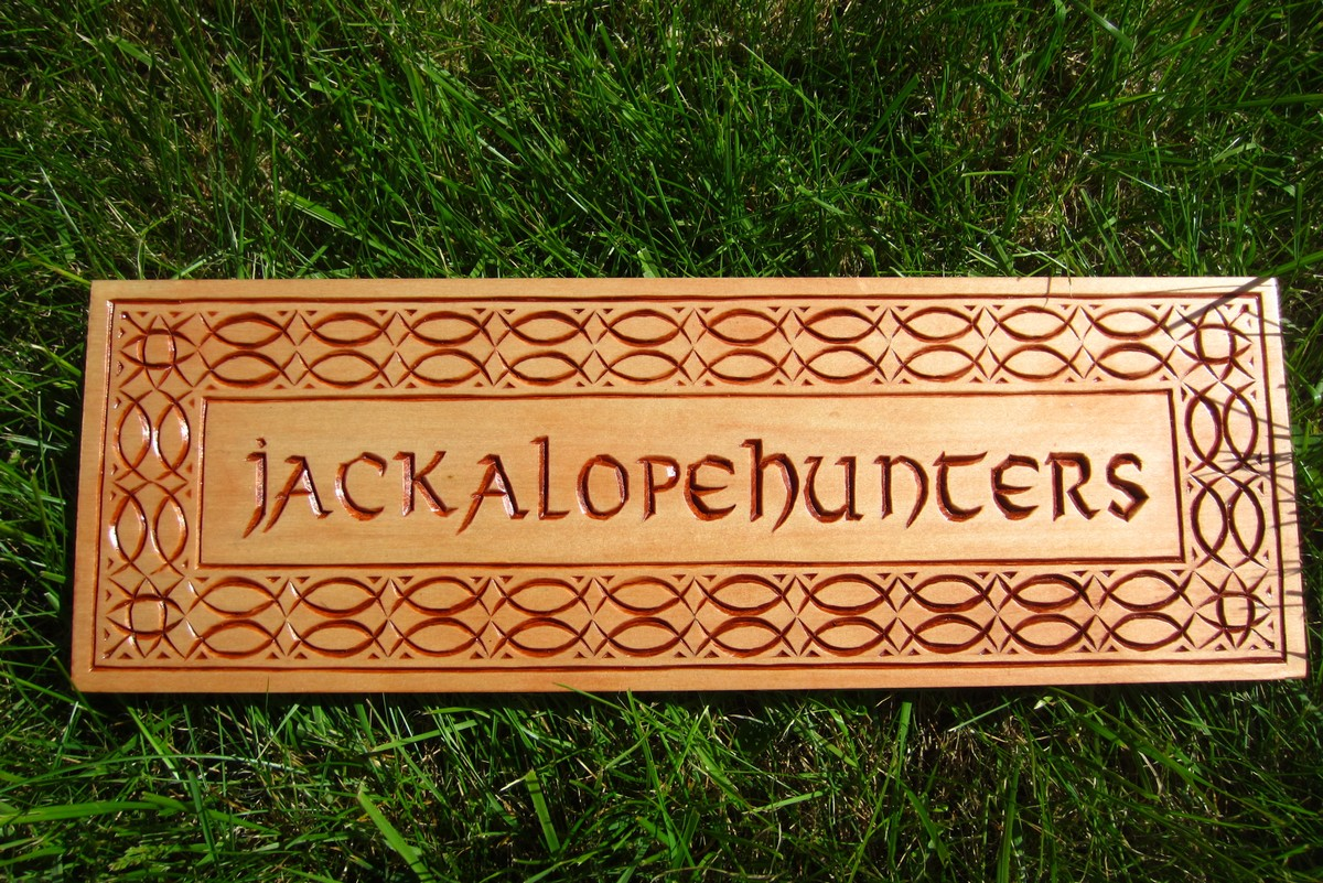 Ales the woodcarver may