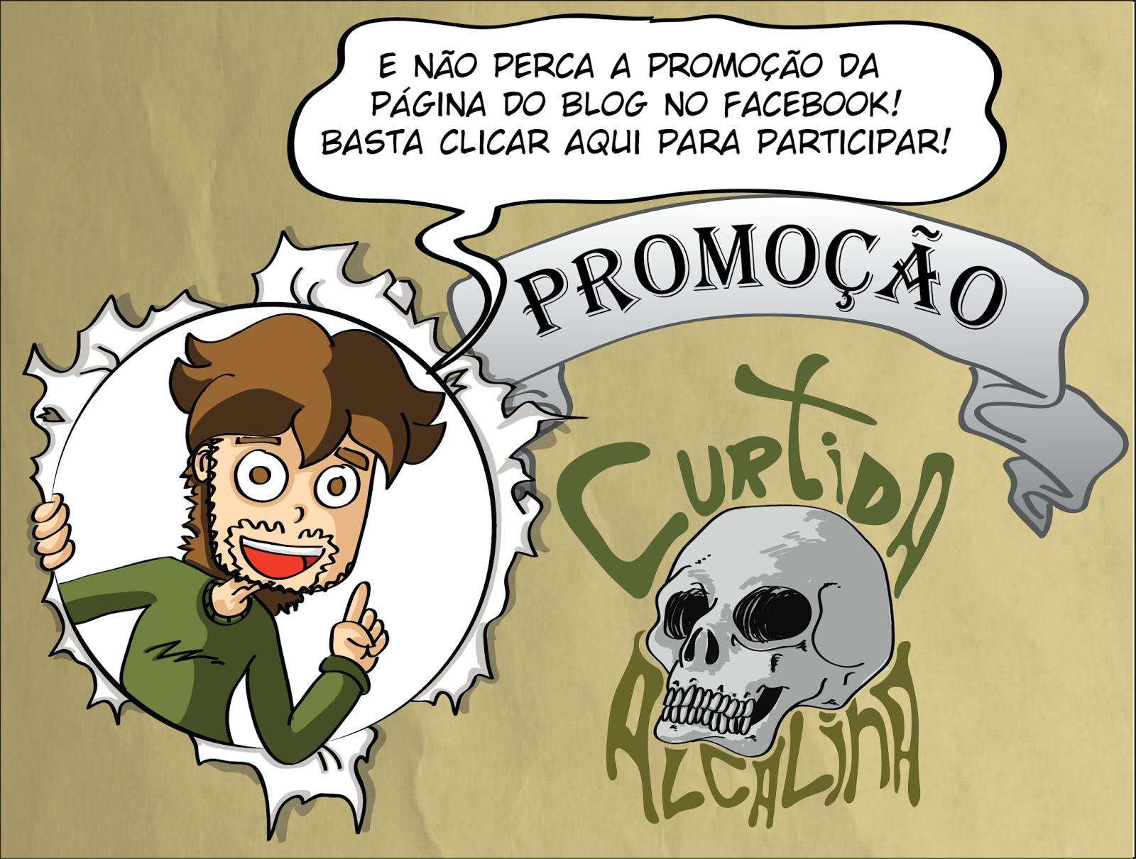 PROMOÇÃO CURTIDA ALCALINA