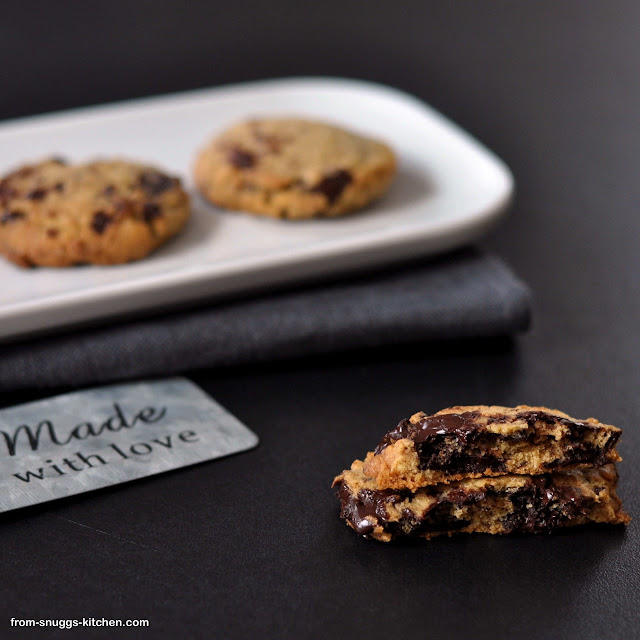 Chocolate Chip Cookies aus Cookie-Love