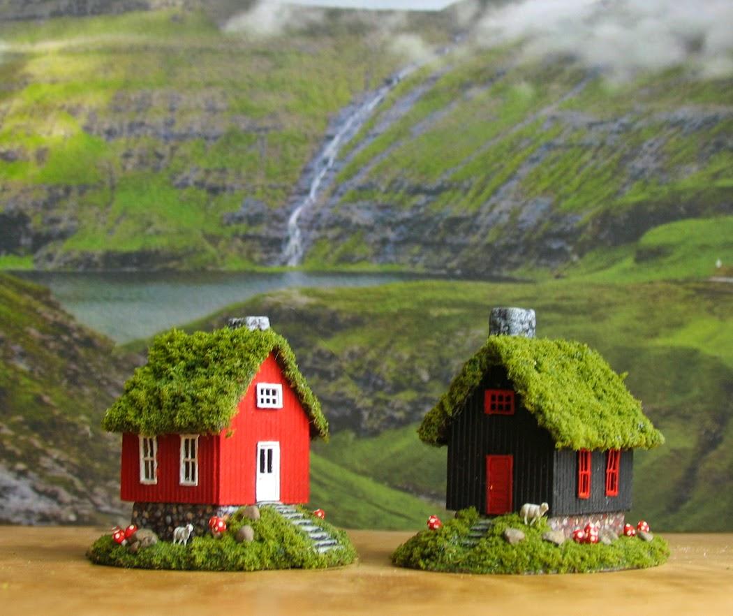 Nordic House In The Faroe Islands