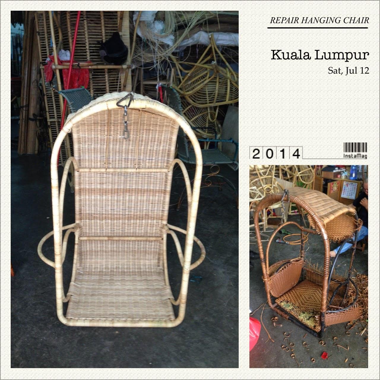 Repair Rattan Furniture, Rattan Sofa, Cane/Wicker Chair, Wood Chair In  Malaysia