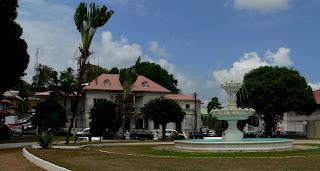 Place à Cayenne