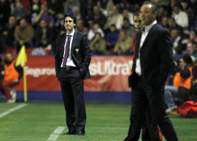 Levante UD - Sevilla FC