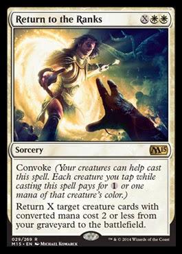 4x Fluchbeladener Geist Magic 2015 M15 Magic Accursed Spirit