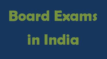 Board Exams 2014