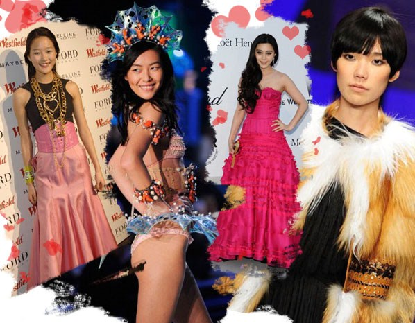 Asia's Most Stylish Women 2012