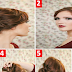 How To Make Fancy Bun Hairstyle Design?