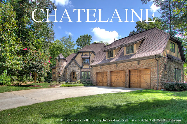 Chatelaine homes for sale in South Charlotte Gated Communities