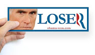 Romney LOSER Bumper Stickers & Magnets