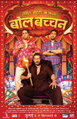 Bol Bachchan (2012) Mp3 Songs Download