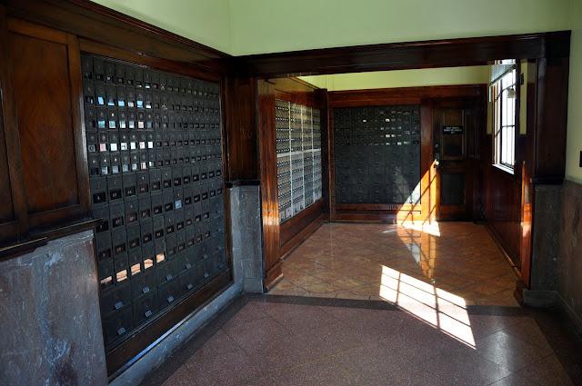 Macon MS Post Office Hickory Ridge Studio